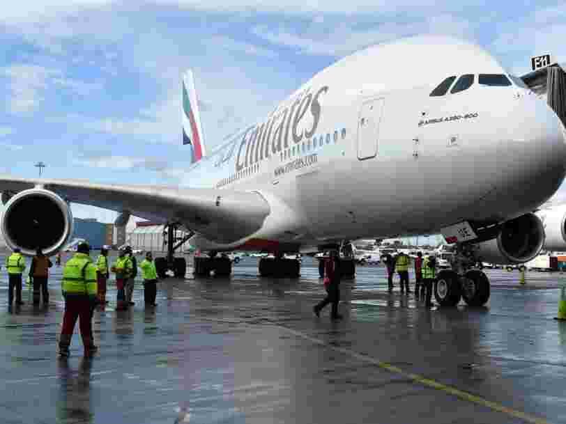 Plusieurs pays rompent leurs relations avec le Qatar — les compagnies Etihad, Emirates et Qatar Airways suspendent des vols