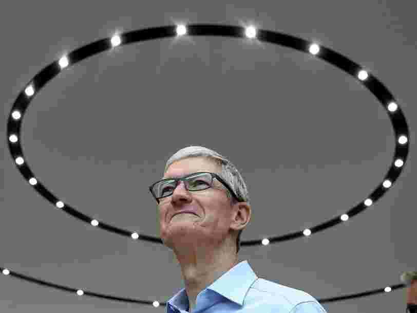 Apple emploierait des techniciens sous-payés dans des locaux tenus secrets en Californie