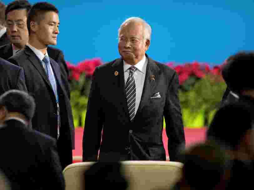 Un immense scandale de blanchiment d'argent en Malaisie se solde par de petites sanctions pour Credit Suisse
