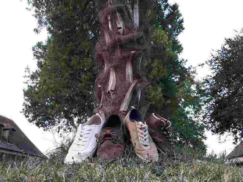 Le groupe Eram vieux de 90 ans détient désormais 49% du capital de la jeune marque de chaussures Faguo portées par Stromae ou Jean Dujardin