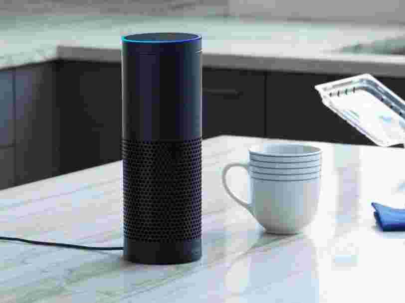Un couple dit qu'Alexa d'Amazon a enregistré une conversation privée et l'a envoyée au hasard à un ami