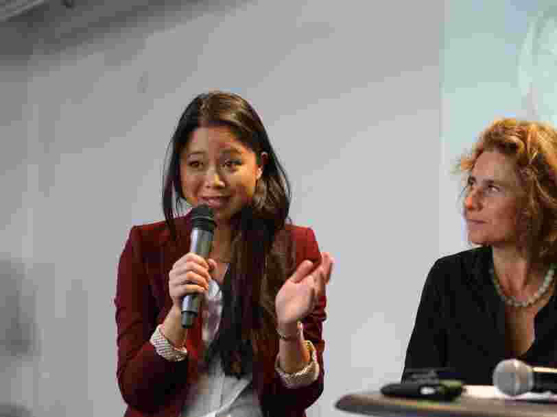 La nouvelle directrice de la French Tech dit qu'elle a 3 ans pour aider des startups à devenir des licornes — après il sera trop tard