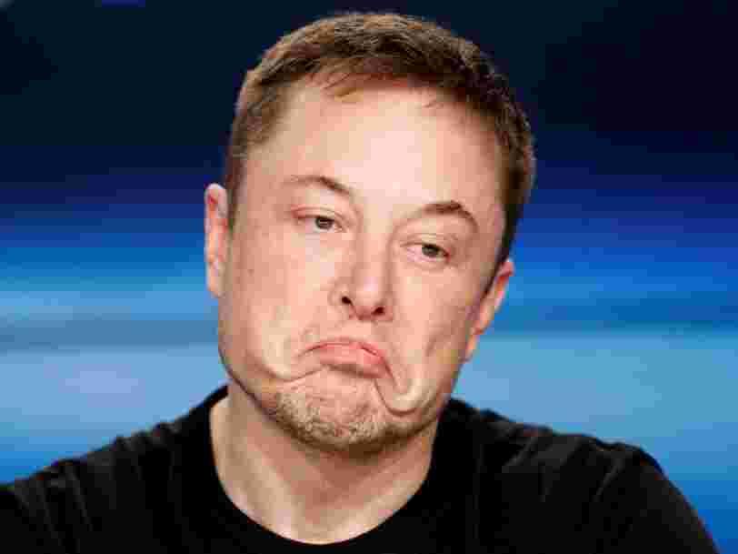 Tesla est 'au bord de la faillite', affirme le directeur des investissements d'un fonds spéculatif