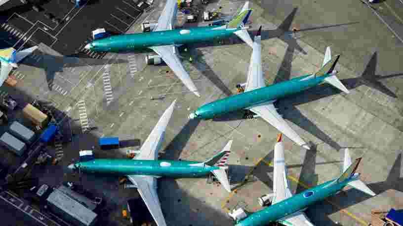 Le PDG de Boeing admet des 'erreurs inacceptables' sur le 737 Max