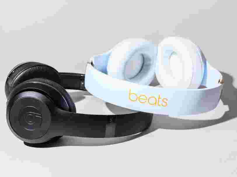 Apple travaille sur un casque audio haut de gamme qui pourrait sortir dès cette année