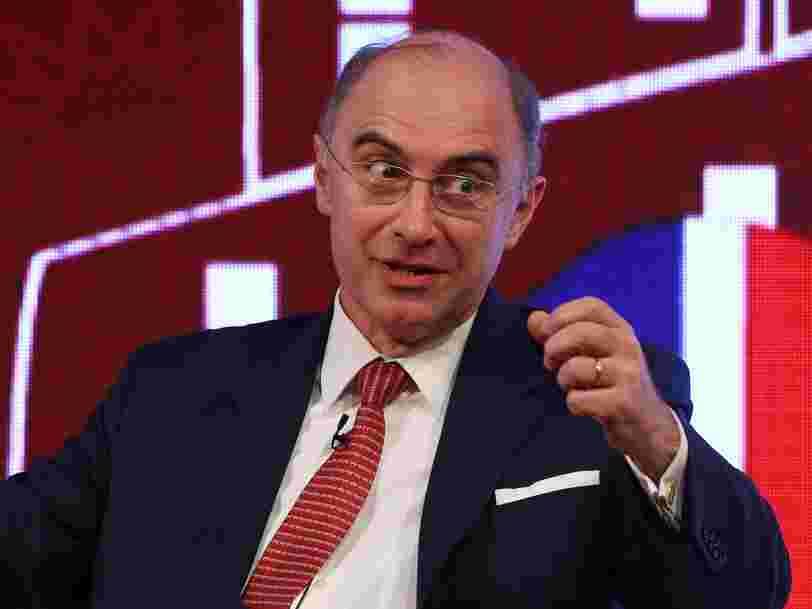 Le Français qui a dirigé le London Stock Exchange pendant 8 ans démissionne — l'action chute en bourse