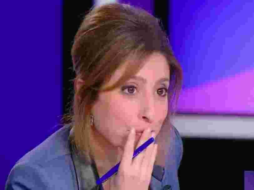 François Fillon a lâché une remarque sexiste à la journaliste Léa Salamé qui l'interviewait et internet ne l'a pas loupé