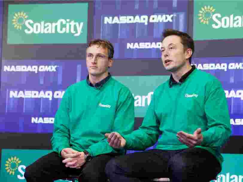 Tesla serait en train de licencier des employés de SolarCity à travers les États-Unis