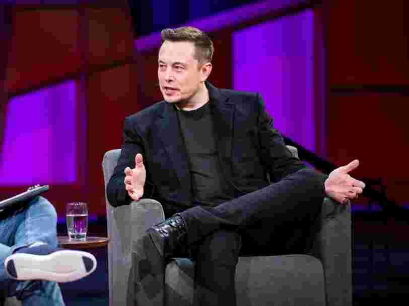 Voici 3 conseils pour réussir comme Elon Musk