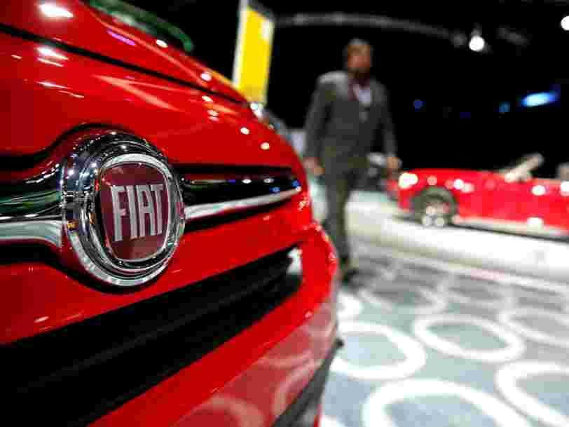 Fiat et Renault s'apprêtent à créer le 3e constructeur automobile mondial