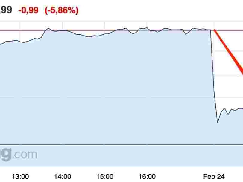 Vivendi prend un gadin en Bourse après la perte de 500.000 abonnés Canal+ en France