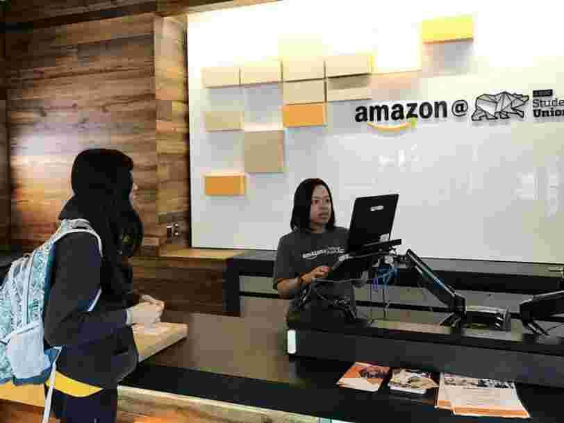Amazon vient de dévoiler un service encore plus efficace que les distributeurs automatiques