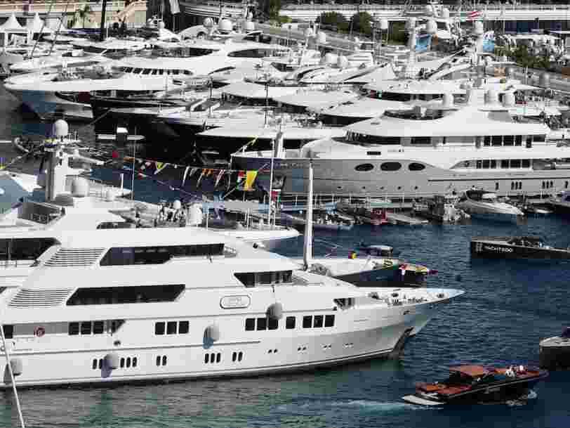 Les 12 plus grands superyachts du Monaco Yacht Show 2018