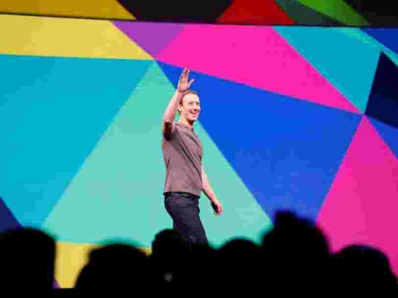 La plus importante conférence Facebook de l'année débute mardi — voici tout ce qu'on attend