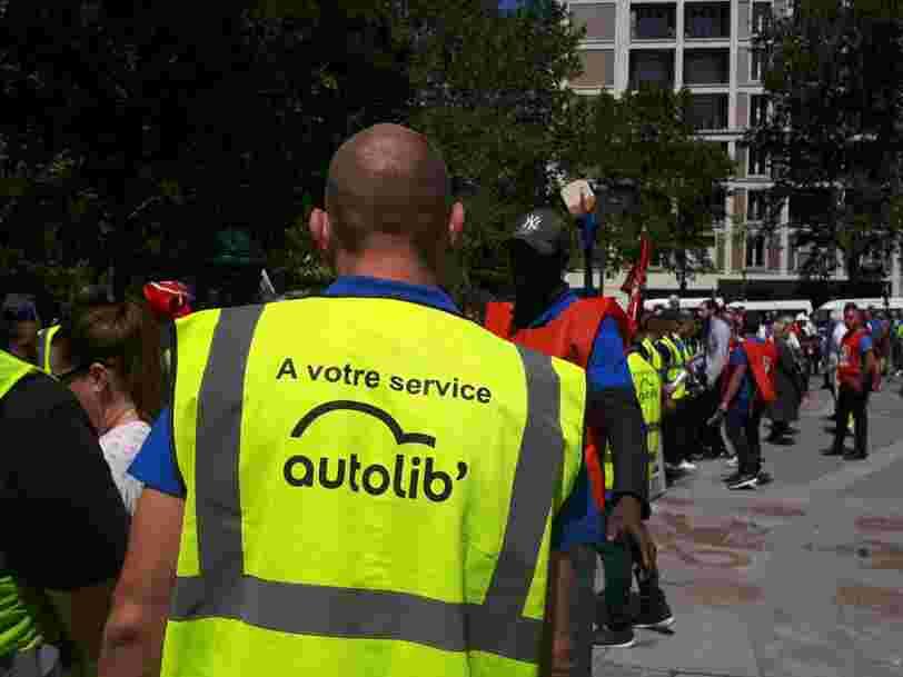 Le syndicat Autolib refuse de payer 233 M€ au groupe Bolloré — et enterre de facto le système de voiture en autopartage