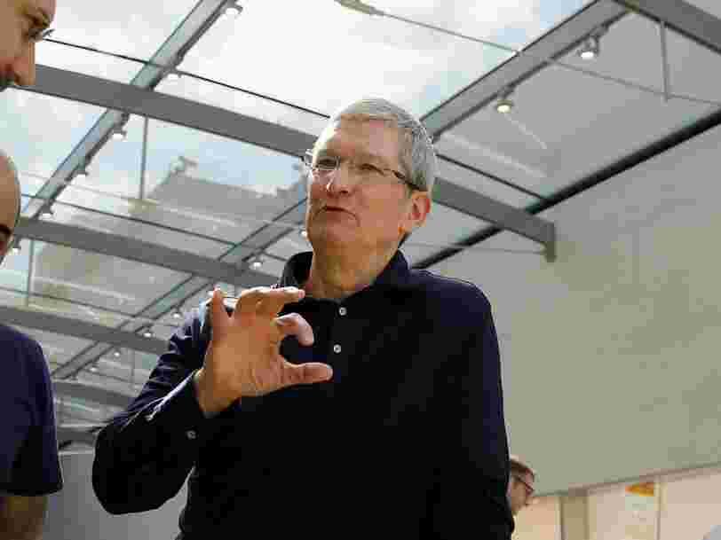 Les excuses d'Apple concernant les batteries pourraient être les plus importantes de son histoire