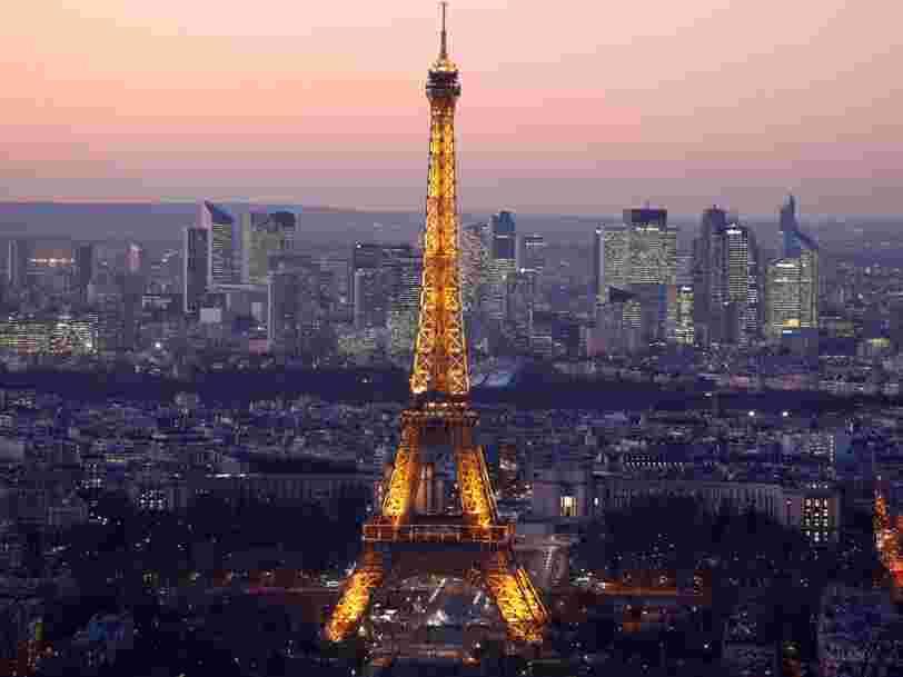 Voici 3 raisons pour lesquelles 20.000 banquiers londoniens pourraient s'installer à Paris plutôt qu'à Francfort, selon un lobby de la finance
