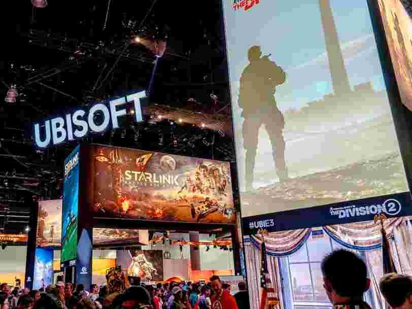 Ubisoft lance Uplay+, un service illimité pour profiter de ses jeux vidéo sur PC