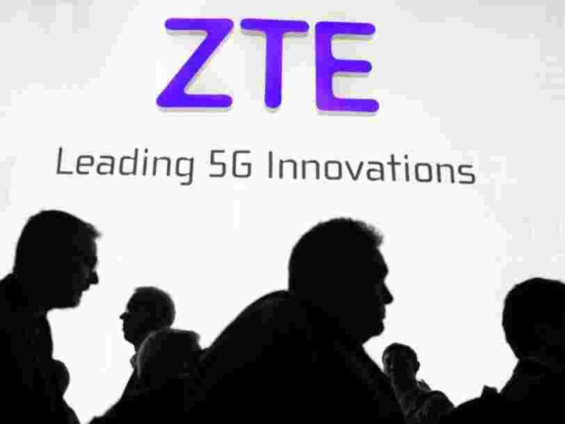 Trump veut mettre fin aux sanctions contre ZTE, l'entreprise chinoise qui avait un département entier dédié au paiement de pots-de-vin selon une enquête