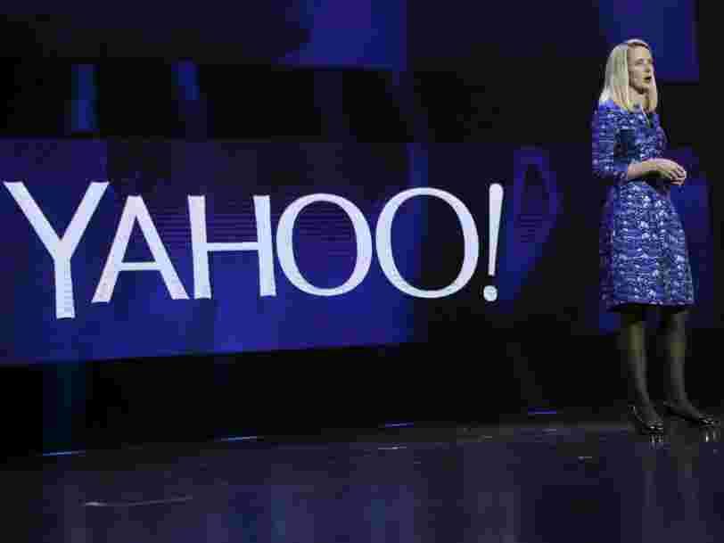 Verizon a fait baisser le prix de Yahoo de 350 M$