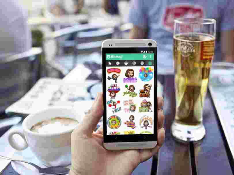 Les marchés craignent peut-être Snapchat, mais les propriétaires d'iPhone continuent de plébisciter son appli