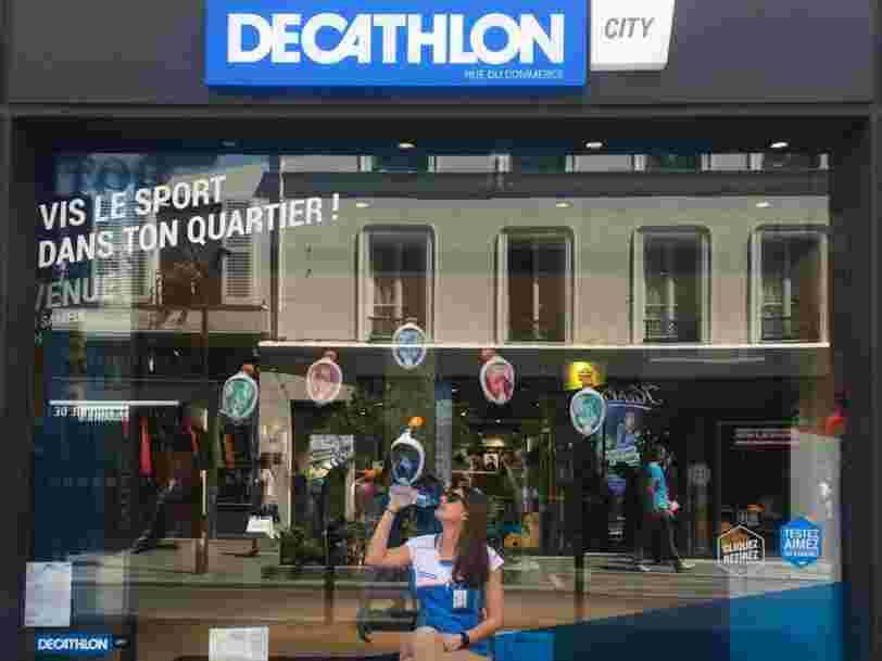 Il y a une pénurie de maillots de football chez Decathlon — et c'est le fruit d'une stratégie assumée