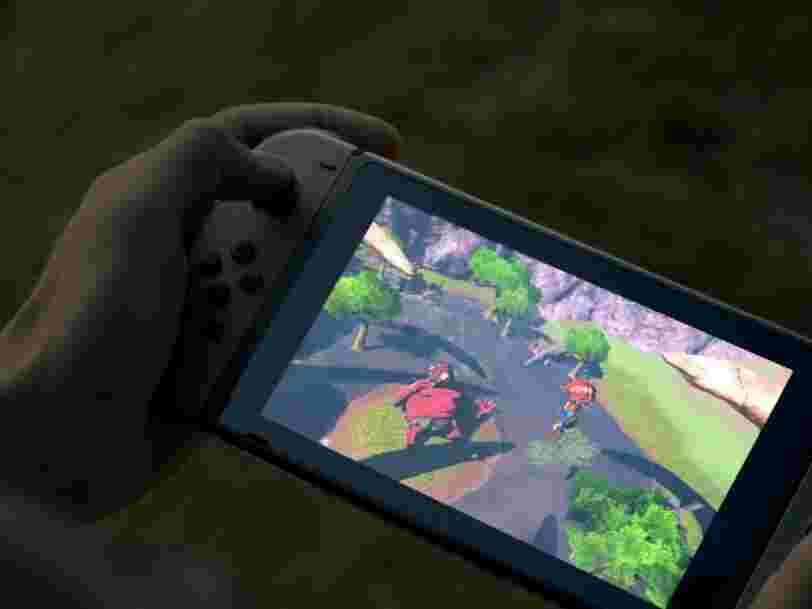 Les services de streaming Netflix, Hulu et Amazon 'arriveront' sur Switch 'en temps voulu' annonce Nintendo