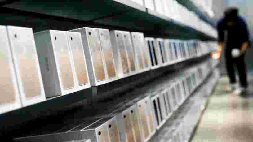 Apple retire certains iPhones de ses magasins en Allemagne après avoir été reconnu coupable d'infraction à un brevet de Qualcomm