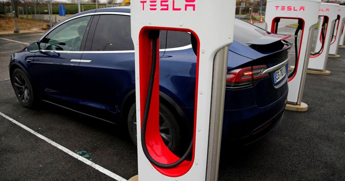 Tesla a décidé de vendre sa Model 3 uniquement en ligne. Voici les ...