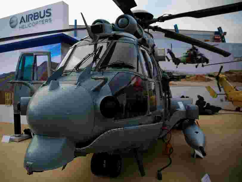 Le premier fabricant mondial d'hélicoptères multiplie les déconvenues et supprime près de 600 emplois en France