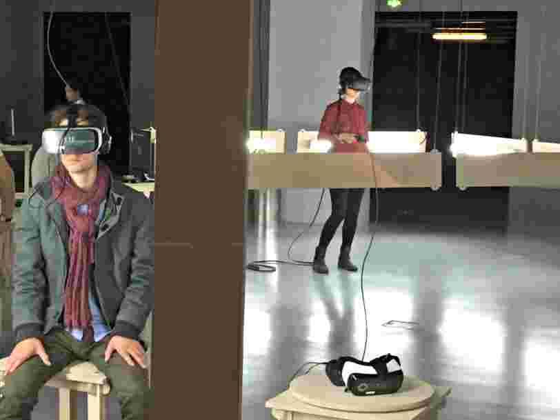 J'ai essayé la réalité virtuelle pour la première fois — et j'ai compris pourquoi certains utilisateurs avaient la nausée