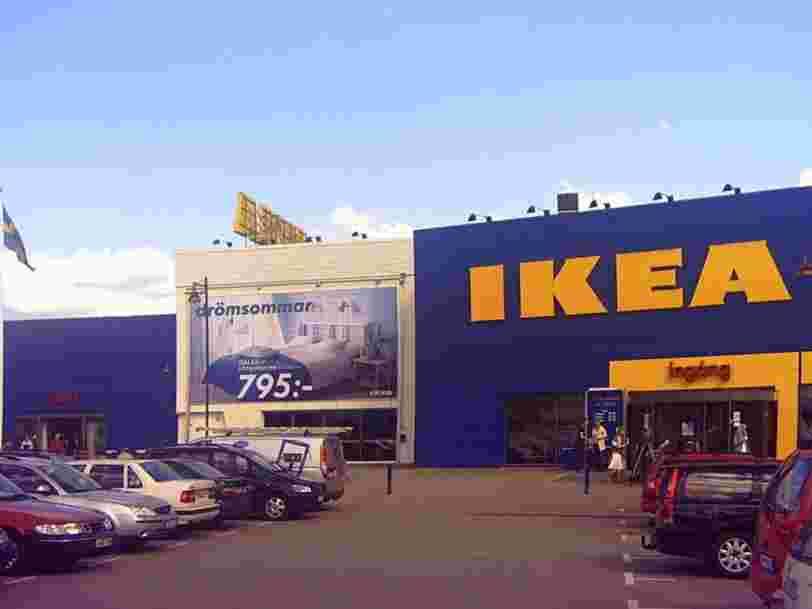 La direction d'Ikea France est accusée d'avoir payé des policiers pour qu'ils fournissent des données judiciaires sur ses employés