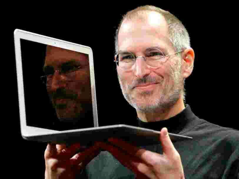 Comment manipuler les gens et obtenir ce que vous voulez selon Steve Jobs