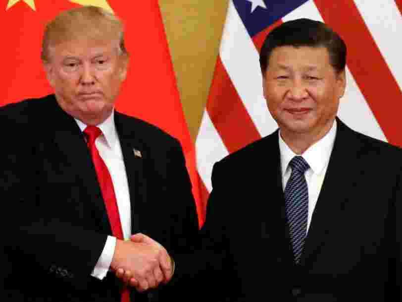 Donald Trump dit qu'il n'y a pas de 'délai' pour mettre fin à la guerre commerciale entre la Chine et les Etats-Unis