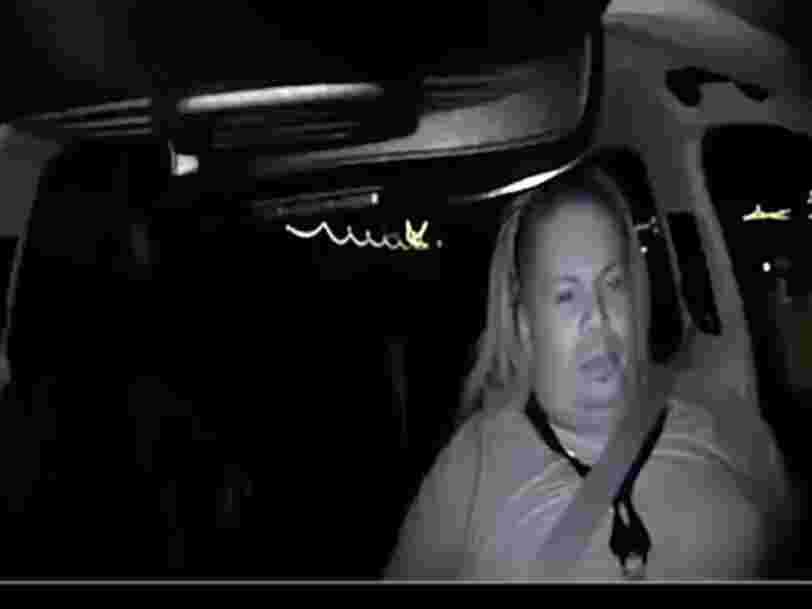 Une vidéo dérangeante montre le moment qui précède la collision mortelle entre une piétonne et une voiture autonome d'Uber