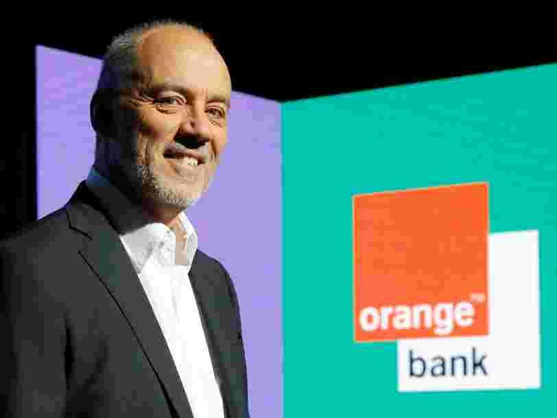 Orange demande à ses salariés de devenir clients d'Orange Bank pour tester sa banque mobile avant son lancement en juillet