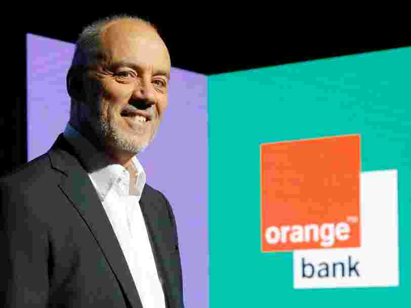 Orange s'achète du crédit dans l'analyse des données des clients alors qu'il se lance dans la guerre de la banque mobile