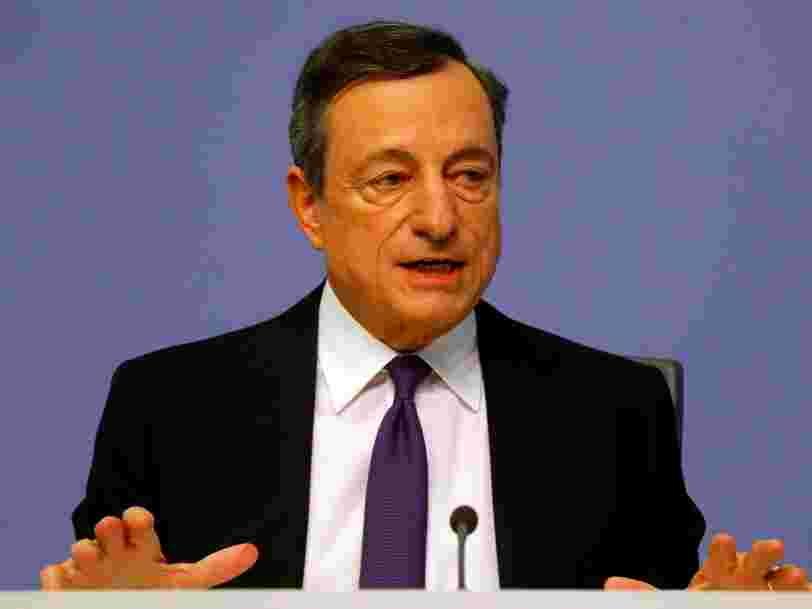 La BCE laisse sa politique inchangée — elle livre un discours identique à celui du mois dernier