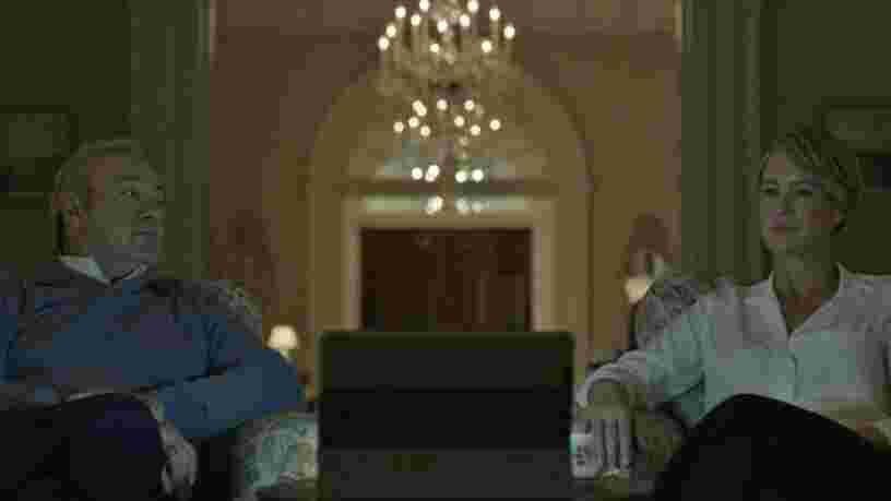 Netflix confirme l'arrêt de 'House of Cards' après la saison 6, au lendemain des accusations d'agression sexuelle portées contre Kevin Spacey