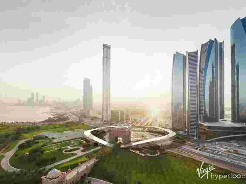 L'Arabie saoudite veut construire un Hyperloop qui pourrait réduire les temps de trajet de plusieurs heures à quelques minutes — voici à quoi il pourrait ressembler