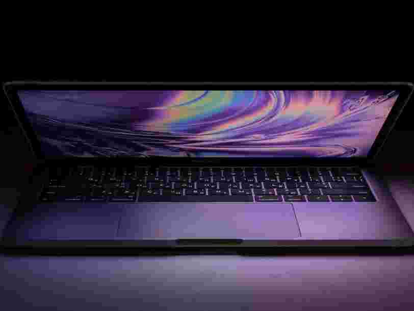 Apple pourrait abandonner son clavier papillon sur les Macbook Air et Pro