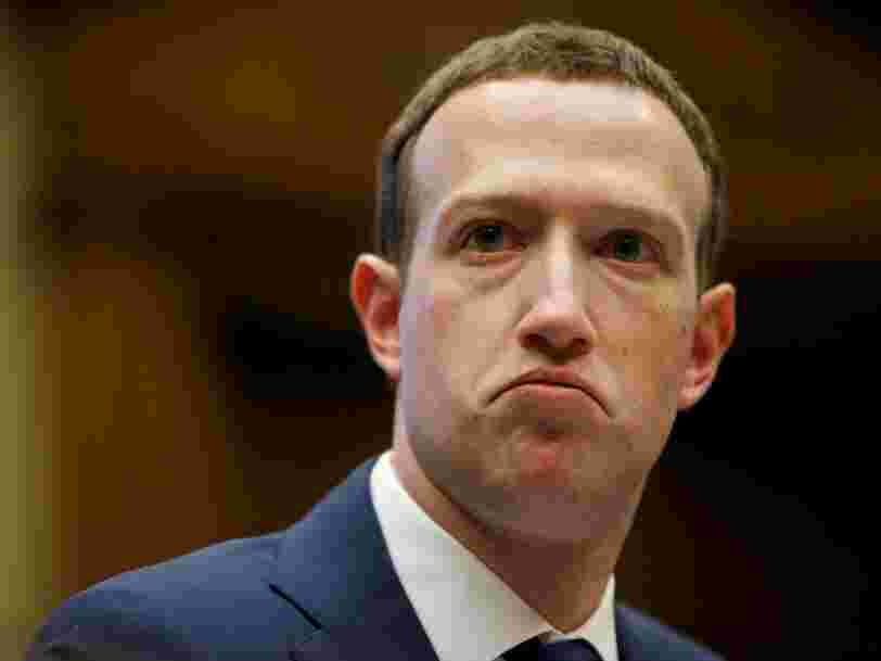 Facebook laisse entendre que la crypto-monnaie Libra pourrait finalement ne jamais exister