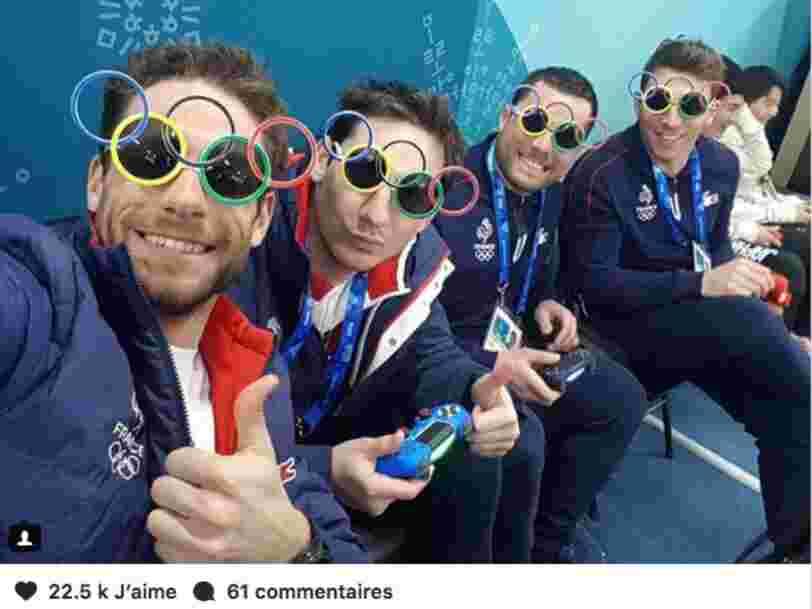 Athlètes et médias arrivent à PyeongChang pour les Jeux olympiques d'hiver — voici l'ambiance sur place