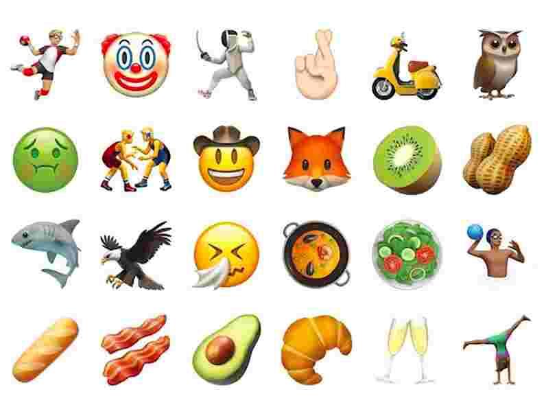 Apple vient de sortir plus de 100 nouveaux emoji — voici les meilleurs d'entre eux