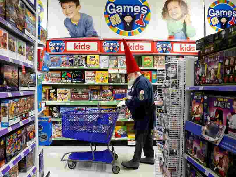 Le tribunal de commerce enterre l'idée d'un grand leader français du jouet et confie la destinée de Toys'R'Us au groupe Auchan