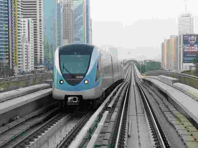 Paris, Dubaï, New York: comparez les 10 réseaux de métro les plus connus dans le monde