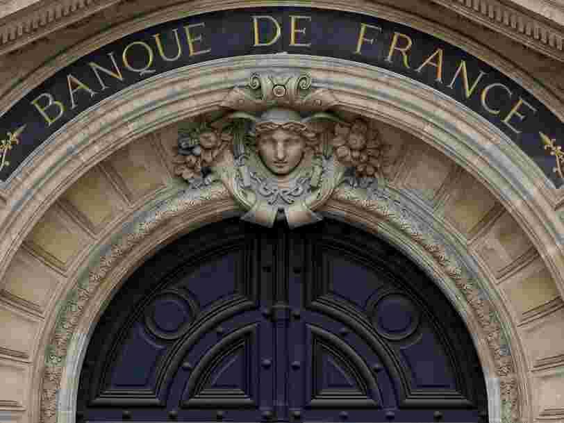 La Banque de France relève la croissance à 1,9% du PIB pour cette année — voici pourquoi l'institut est si optimiste