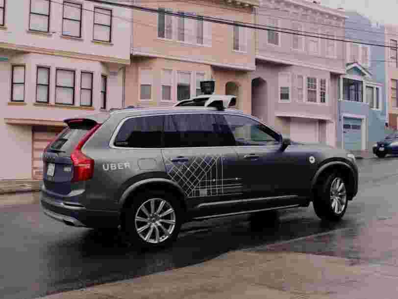 Uber a recruté un chercheur de la NASA pour construire ses voitures volantes