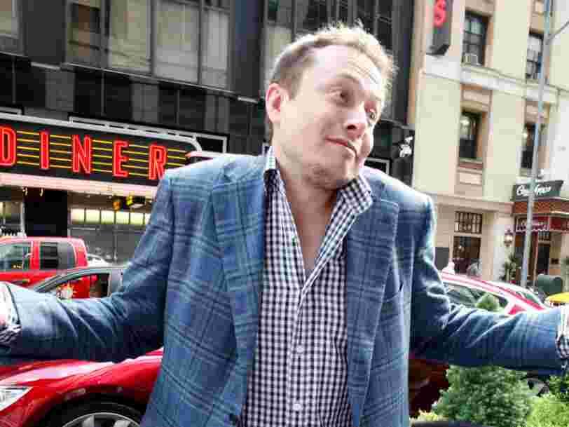 Elon Musk a accidentellement posté son numéro de téléphone sur Twitter, en essayant de contacter un cadre de Facebook