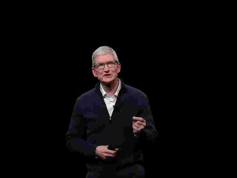 Apple devrait dévoiler son service de vidéos en streaming aujourd'hui... et les 7 autres choses à savoir dans la tech ce matin